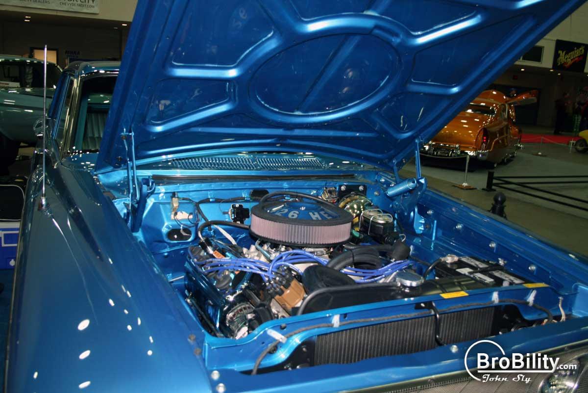 1962 Plymouth Wagon