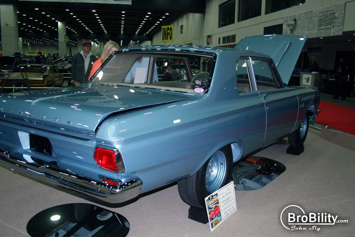 1965 Plymouth Belvedere / Super Stock
