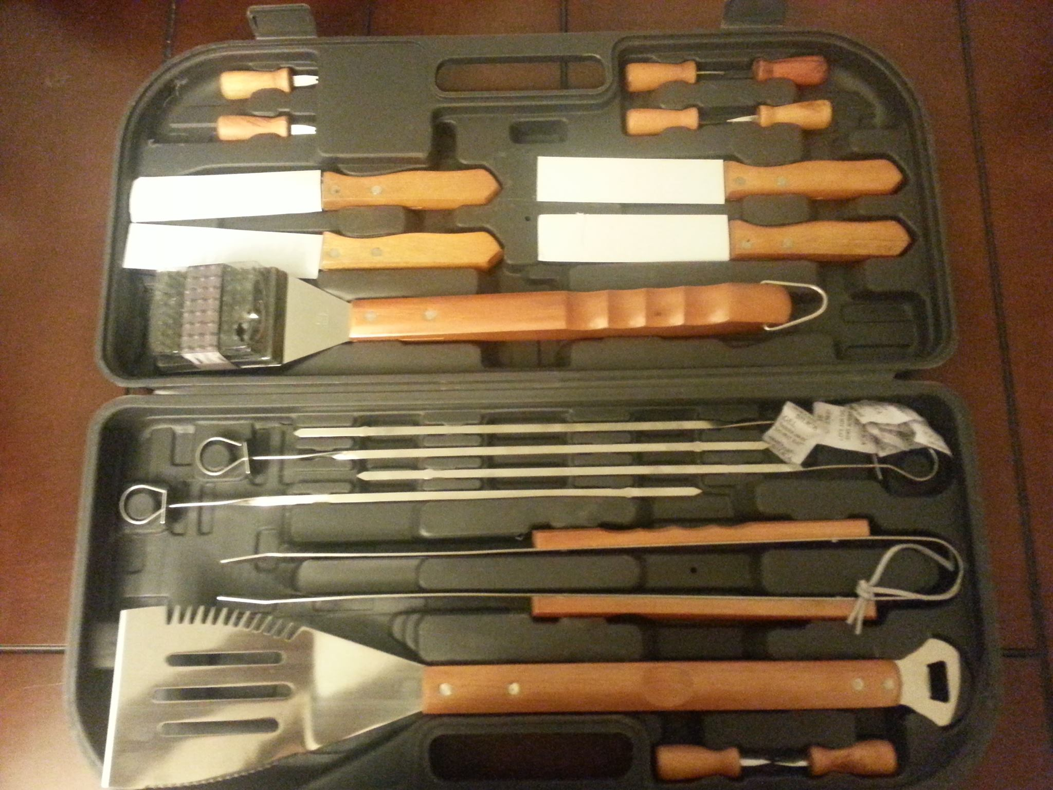 Mr Bar-B-Q 20 Piece Grilling Set
