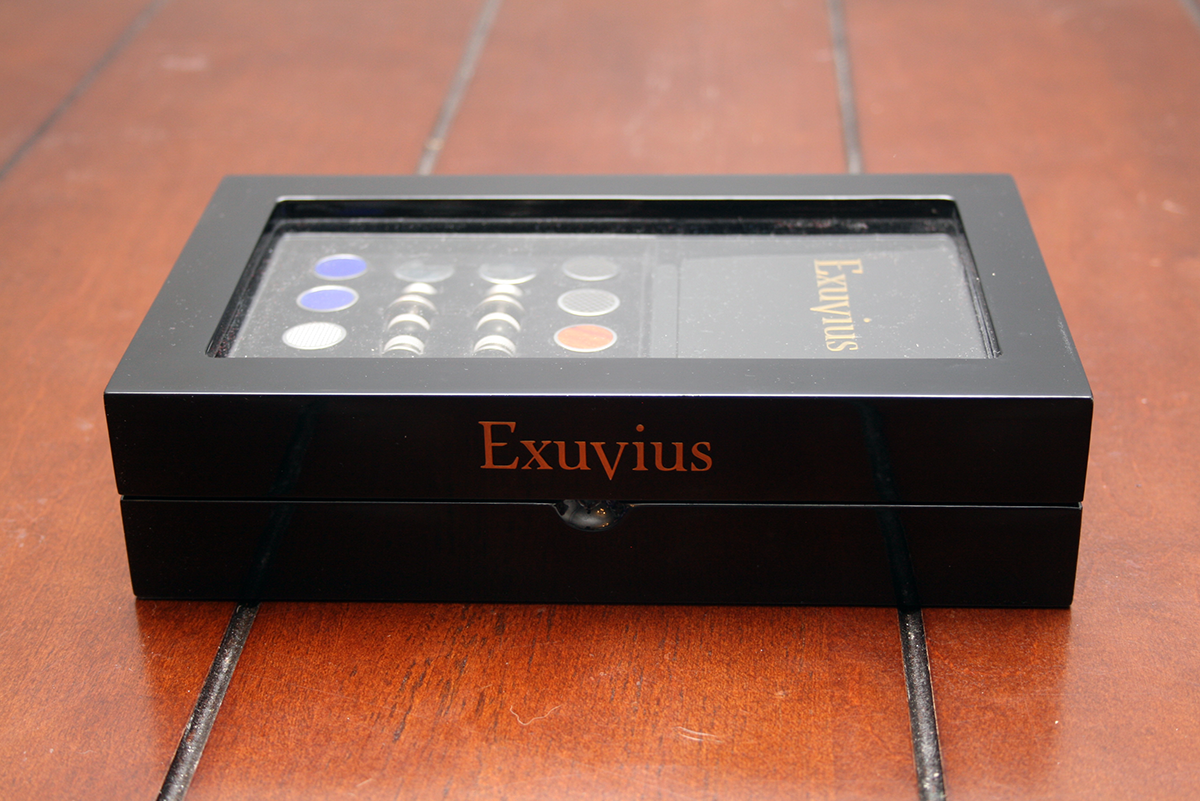 Exuvius Double Agent Cufflinks