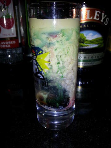 The Zombie Brain Hemorrhage