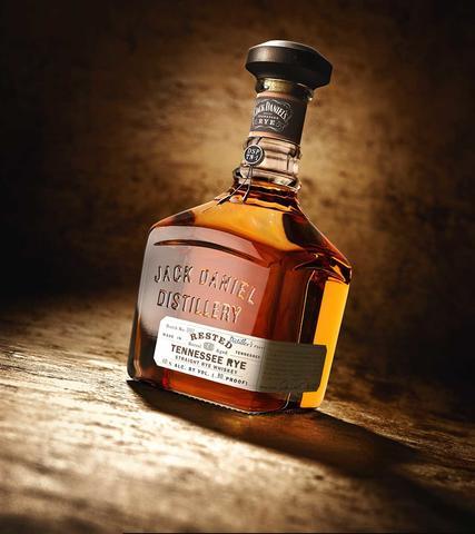 Jack Daniel's Rested Rye