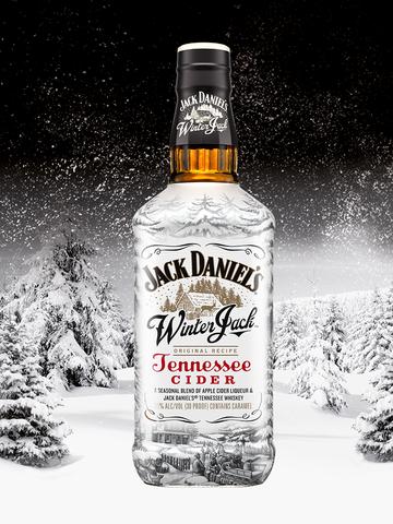 Jack Daniel's Winter Jack: Tennessee Cider