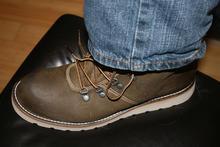 Carhartt Suede Wedge Boot
