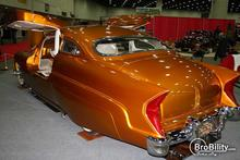 1951 Mercury Lead Sled