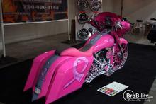 2007 Harley FLHX