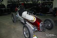 1957 hillegass sprint car