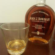 Review: John J. Bowman Bourbon Whiskey