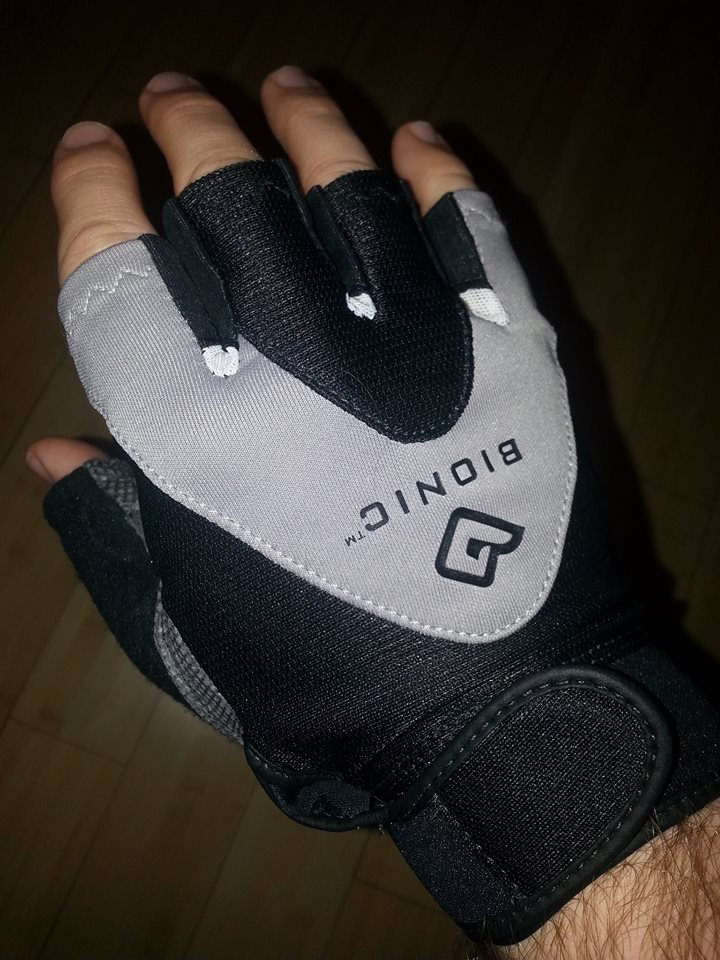 Bionic Workout Gloves Brobility
