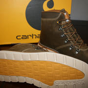 Carhartt Suede Wedge Boots