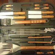 Mr BBQ 20 Piece Grilling Set