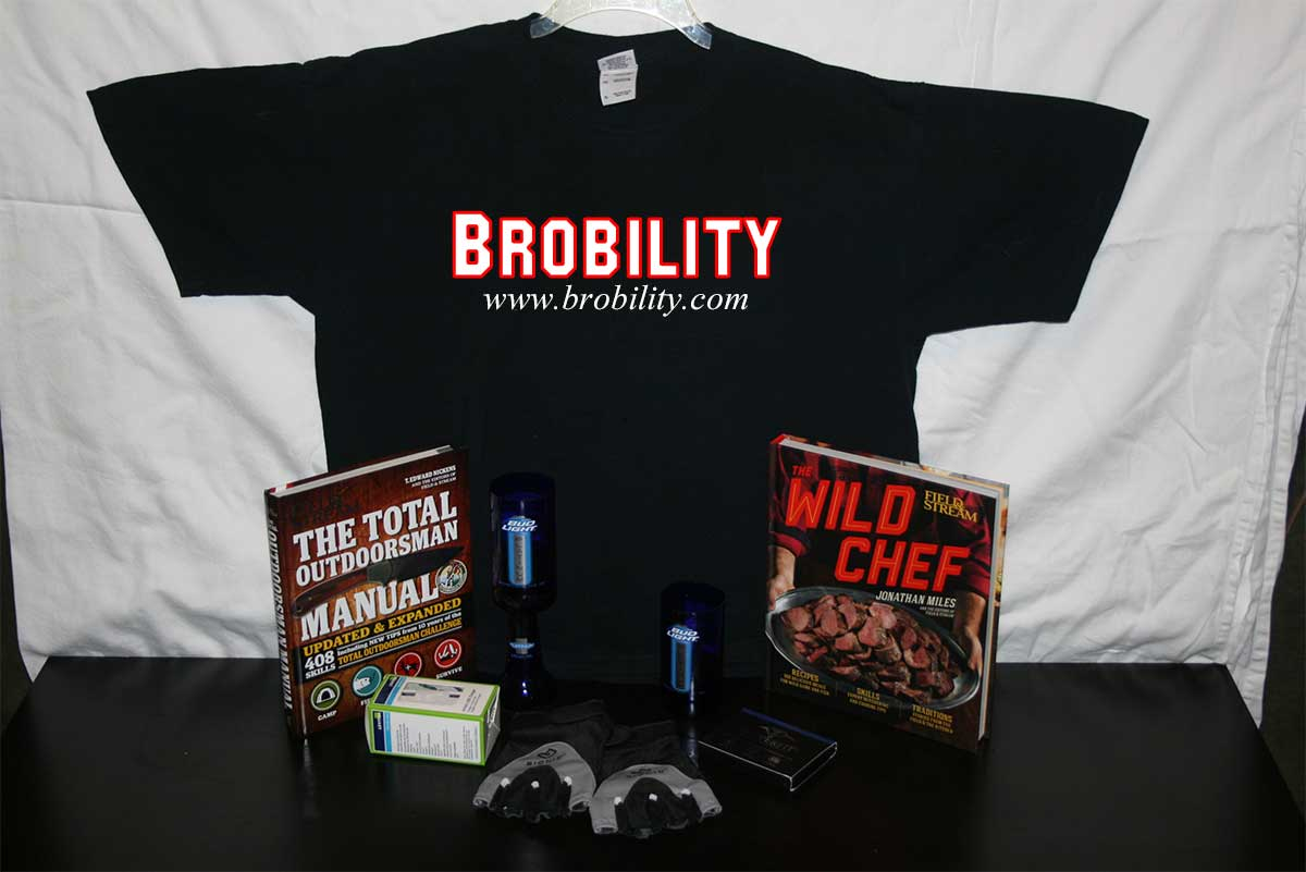 Brobility Giveaway
