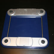 High Accuracy Plus Glass Bathroom Scale