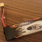 LiPo 3250 4-cell 14.8v Battery Pack