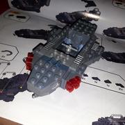 Halo UNSC Quad Walker from Mega Bloks